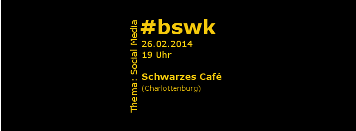 BSWK 2/2014. Bild: Katja Machill.