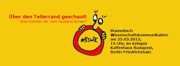 BSWK: Über den Tellerrand geschaut! Bild: Katja Machill.