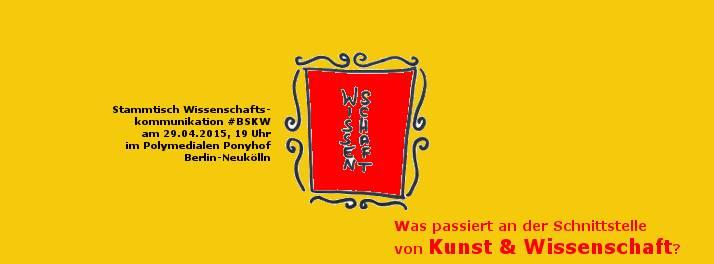 BSWK zu Kunst und Wissenschaft. Bild: Katja Machill