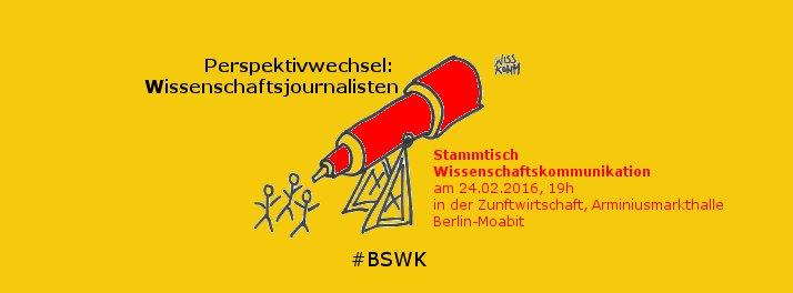 BSWK 24.2.2016: Perspektivwechsel - Bild: Katja Machill.