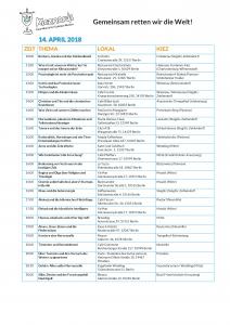 Überblick über alle Kieznerds-Veranstaltungen